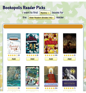 book reader picks