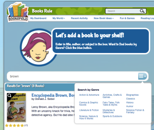 Search Books by Genre
