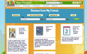 View Book Review on Bookopolis