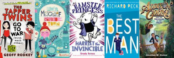 10 Kid Recommended Books Guaranteed To Make 4th 5th And 6th